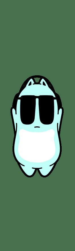 BLUE HAMHAM