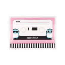 カセットテープ型メモスタンド